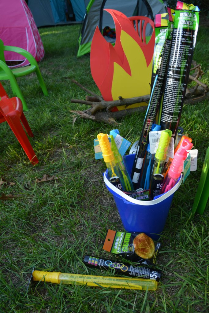 How to Prep the Ultimate Backyard Camping Party - Prep and ...